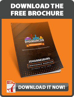 Download DigiMarCon South Africa 2020 Brochure