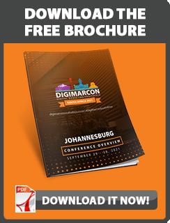 Download DigiMarCon South Africa 2022 Brochure