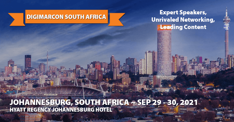 DigiMarCon South Africa 2021